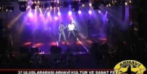 Kıraç – Senden Başka – Arhavi Festivali 2009