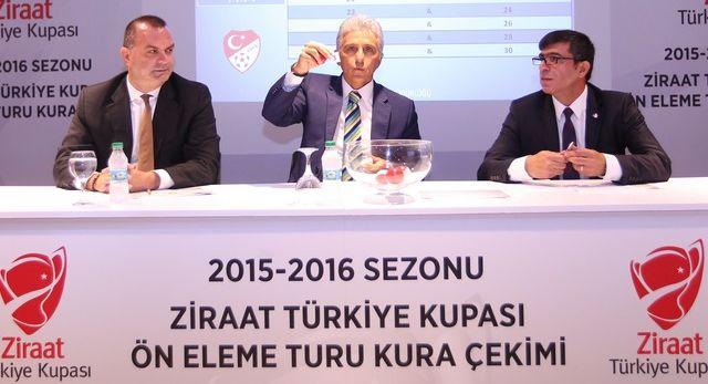 Ziraat Türkiye Kupasında Rakibimiz Serhat Ardahanspor