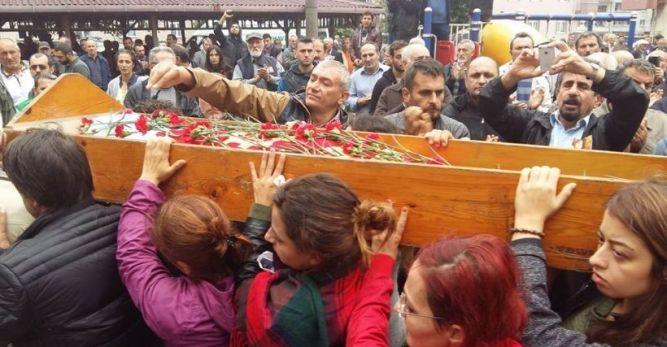 Ankara'da Bomba Patladı, Arhavi'de yürekleri dağladı Elif'e Veda…