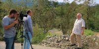 5N1K Programı Arhavi'nin Konaklı ve Kemerköprü Köylerinde Çekildi