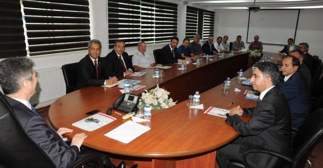 Arhavi Organize Sanayi Bölgesi (OSB) Müteşebbis Heyet Birinci Olağan Toplantısı Gerçekleştirildi