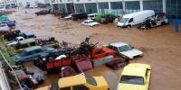 Rize ve Artvin'de 750 Kişi Sel Afetinden Etkilendi