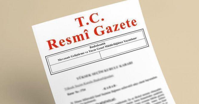 672 Sayılı Kanun Hükmünde Kararname Yayımlandı