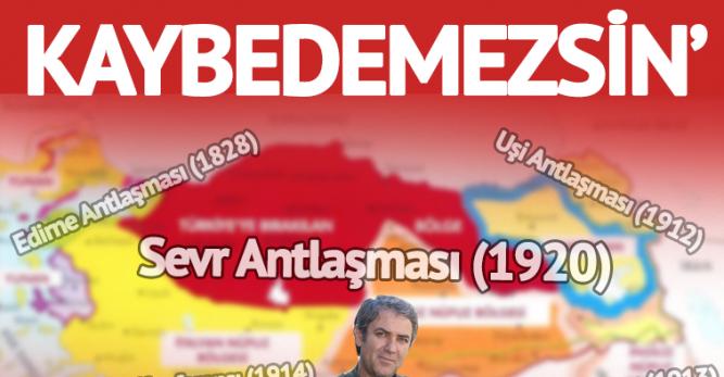 """""""Adalar, Lozan Antlaşması'ndan 10 Yıl Önce Kaybedildi"""""""