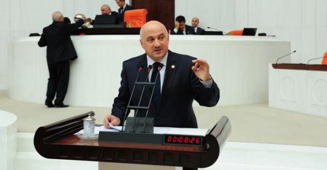 """İktidarın Kabusu CHP'li Bayraktutan """"Hodrimeydan"""" Dedi!"""