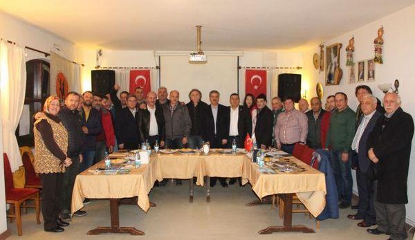 """İSTAD 5. Dönem Yönetim Kurulu Başkanı """"Coşkun Karabal"""""""