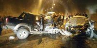 Murgul Tünelinde İki Araç Kafa Kafaya Çarpıştı: 3 Ölü, 3 Yaralı