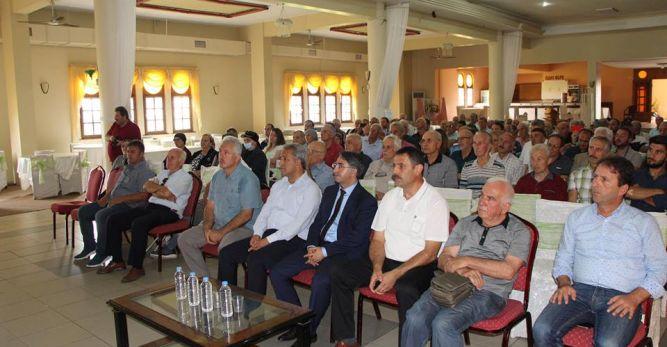 Arhavi'de Organik Çay Tarımına Geçiş Bilgilendirme Toplantısı Yapıldı