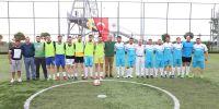 Festival Futbol Turnuvası Başladı