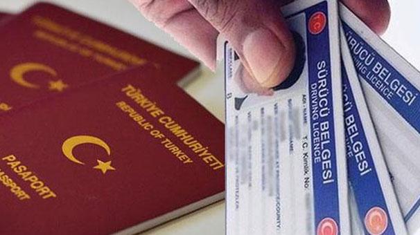 Bakan Soylu: Pasaport ve Ehliyetleri Nüfus İdaresi Verecek
