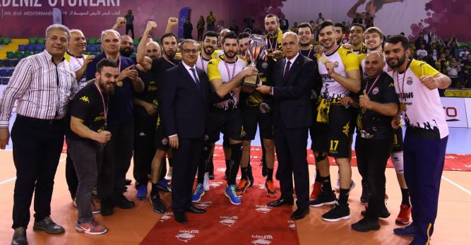 Arhavispor Efeler Ligi'nde