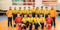 Türkiye Genç Erkekler Voleybol Yarı Final Maçları Arhavi'de Başladı