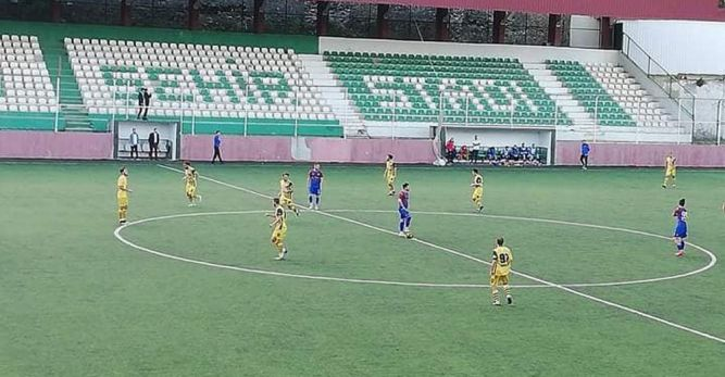 Arhavispor Bal Ligi'nde 2'de 2 Yaptı