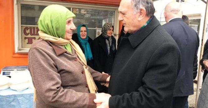 Vasfi Kurdoğlu: 'Biz Derman Olmak, Nefes Aldırmak İçin Geliyoruz'