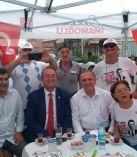 Artvin'in Vekili ve Başkanları İstanbul'a Çıkartma Yaptı