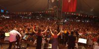Festivalin Kapanış Gecesi Muhteşemdi