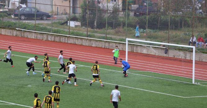 Bayburt Belediyespor'u Farklı Geçen Arhavispor Zirve Yarışına Ortak!