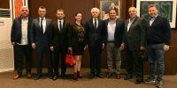 İSTAD Yönetiminden Şişli Belediyesine Ziyaret